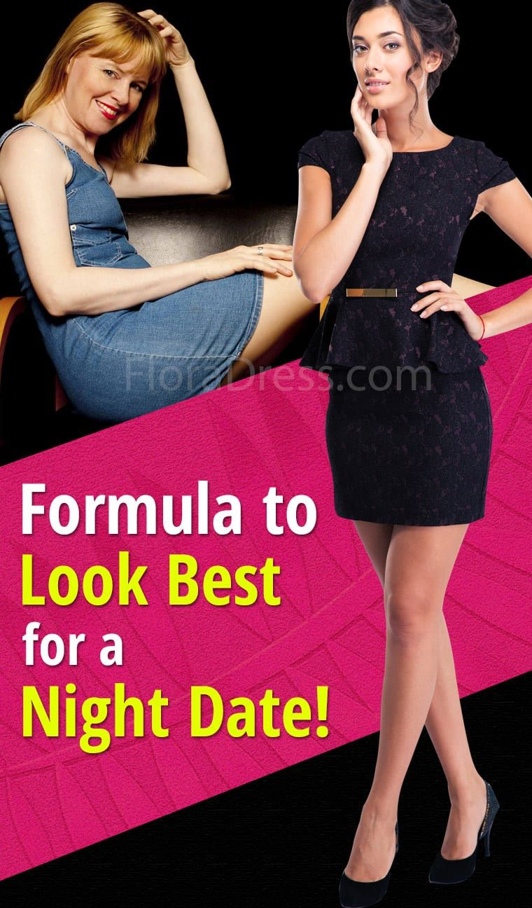 9 Best Looks for Your Romantic Night Date!