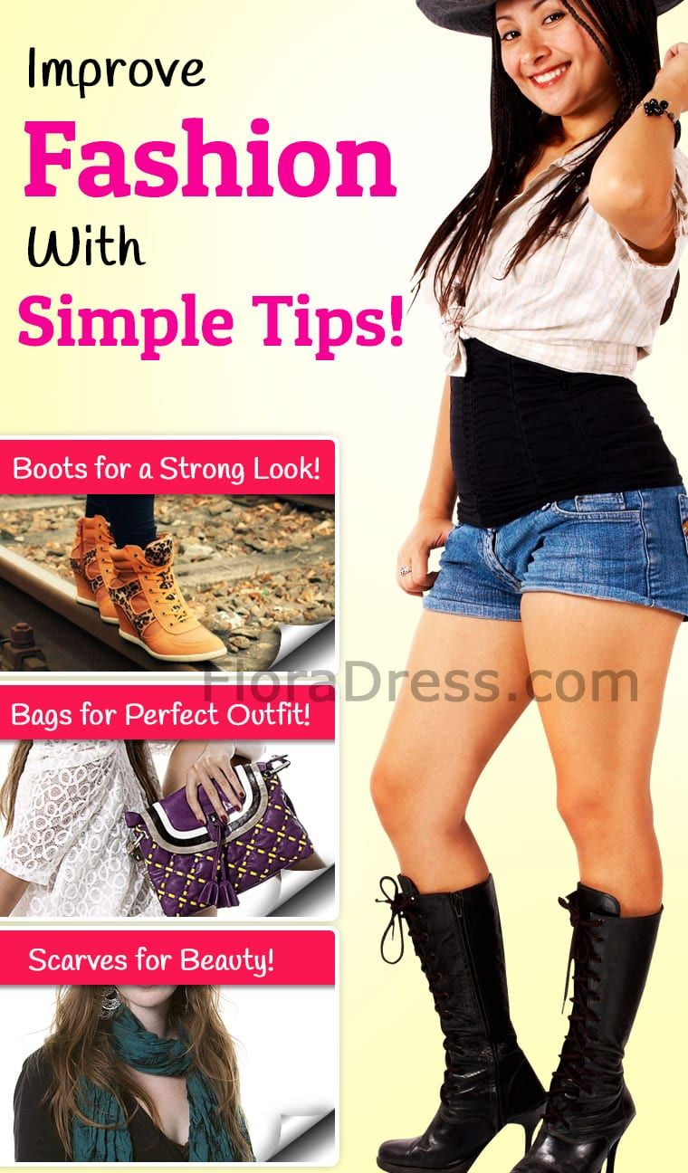 Escalate Your Fashion With Simple Tips Floradress