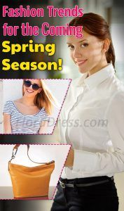 Fashion Trends for Spring Season