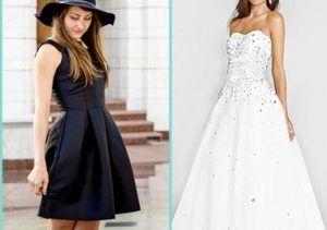 History of Prom Dresses