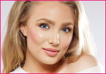 How to do light makeup?