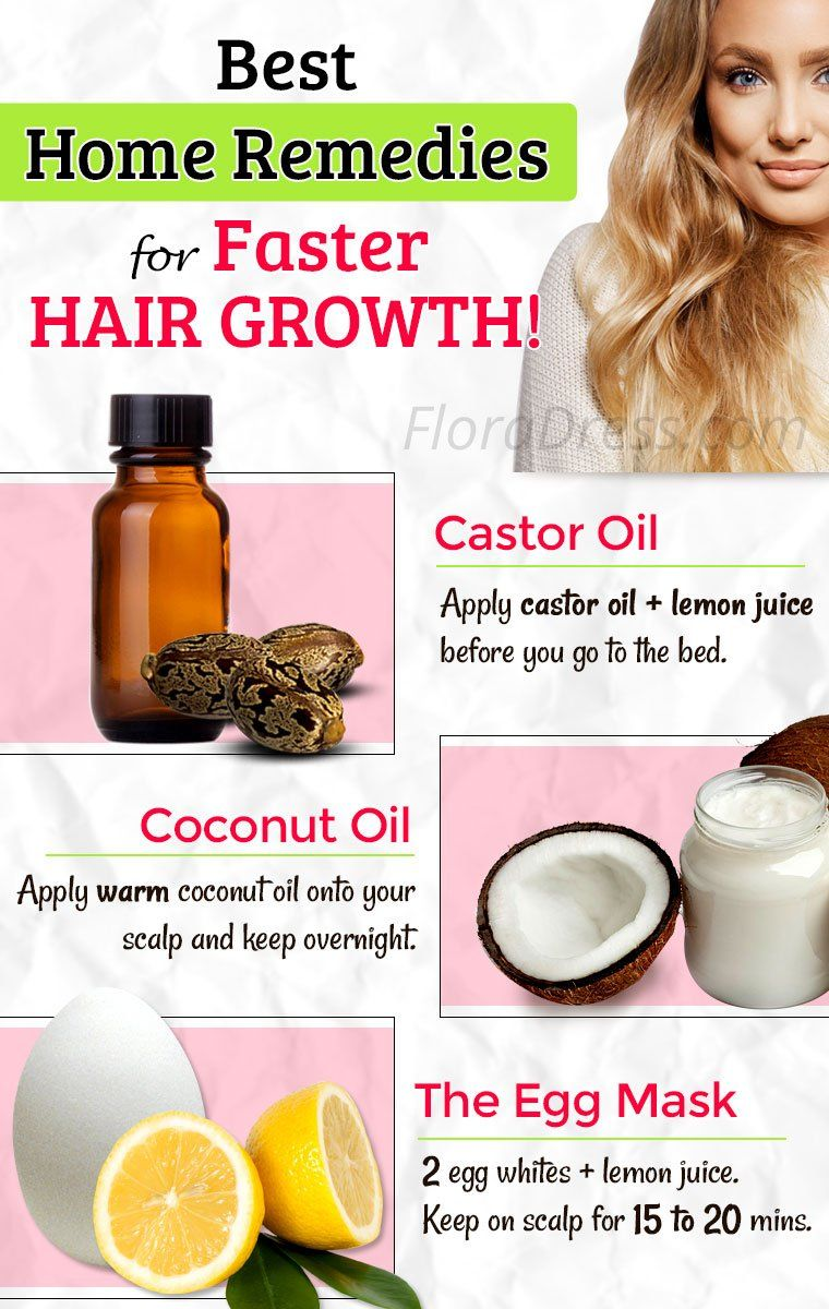 HomeRemediesForFasterHairGrowth Try these super easy home remedies ...