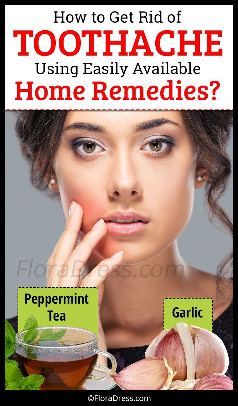How to Get Rid of Toothache Using Easily Available Home Remedies?