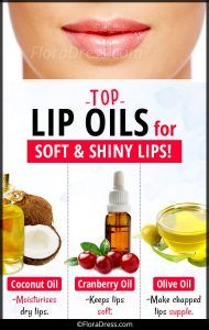 Top Lip Oils for Soft and Shiny Lips
