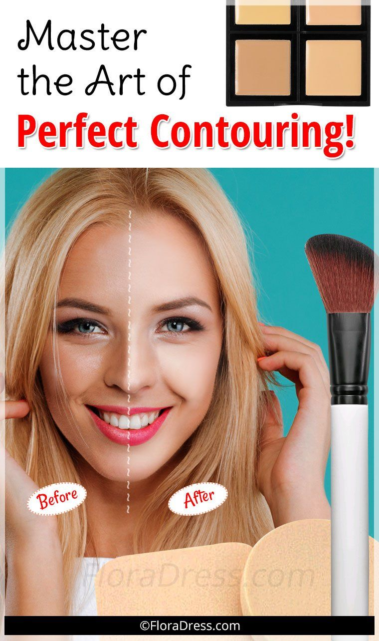 Make up tips : Master the Art of Perfect Contouring