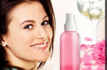 Rose Water and Glycerine to Enhance Beauty of Skin