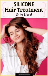 Silicone Hair Treatment And Its Uses