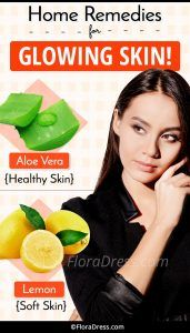 Home Remedies Checklist for Glowing Skin