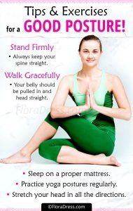 Tips And Exercises For A Good Posture