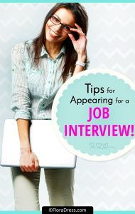 Tips For Appearing For A Job Interview!