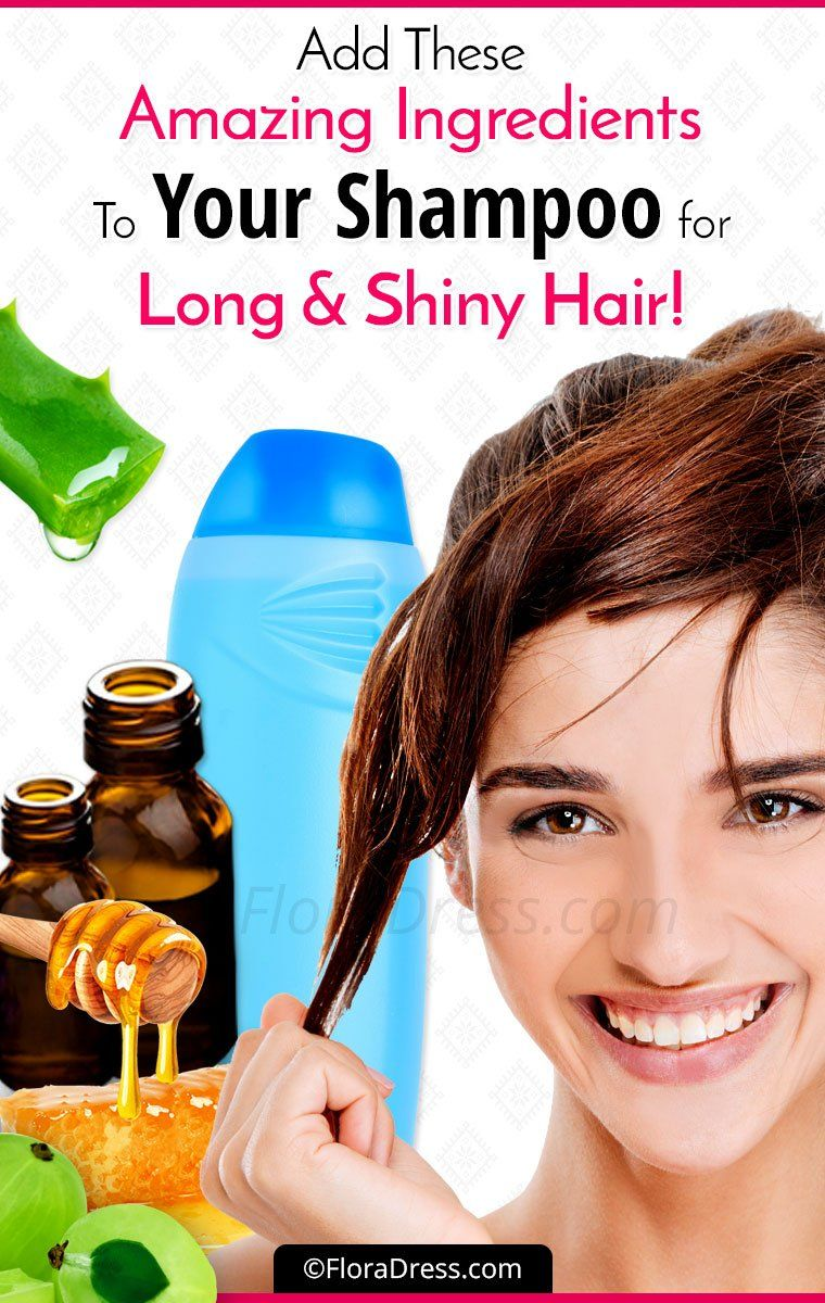 Natural Ingredients To Be Added In Your Shampoo