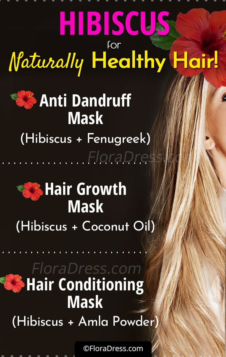 Hibiscus For Hair Plant Leaves Flowers Can Do Miracle To Your Hair