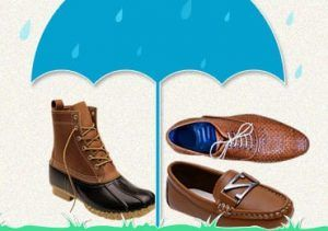 How To Take Care Of Leather Shoes In Rainy Season?