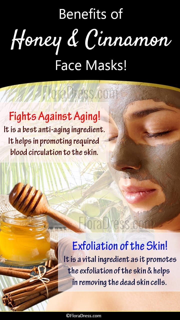 Benefits Of Honey Water For Skin honey and cinnamon face mask for acne free skin!