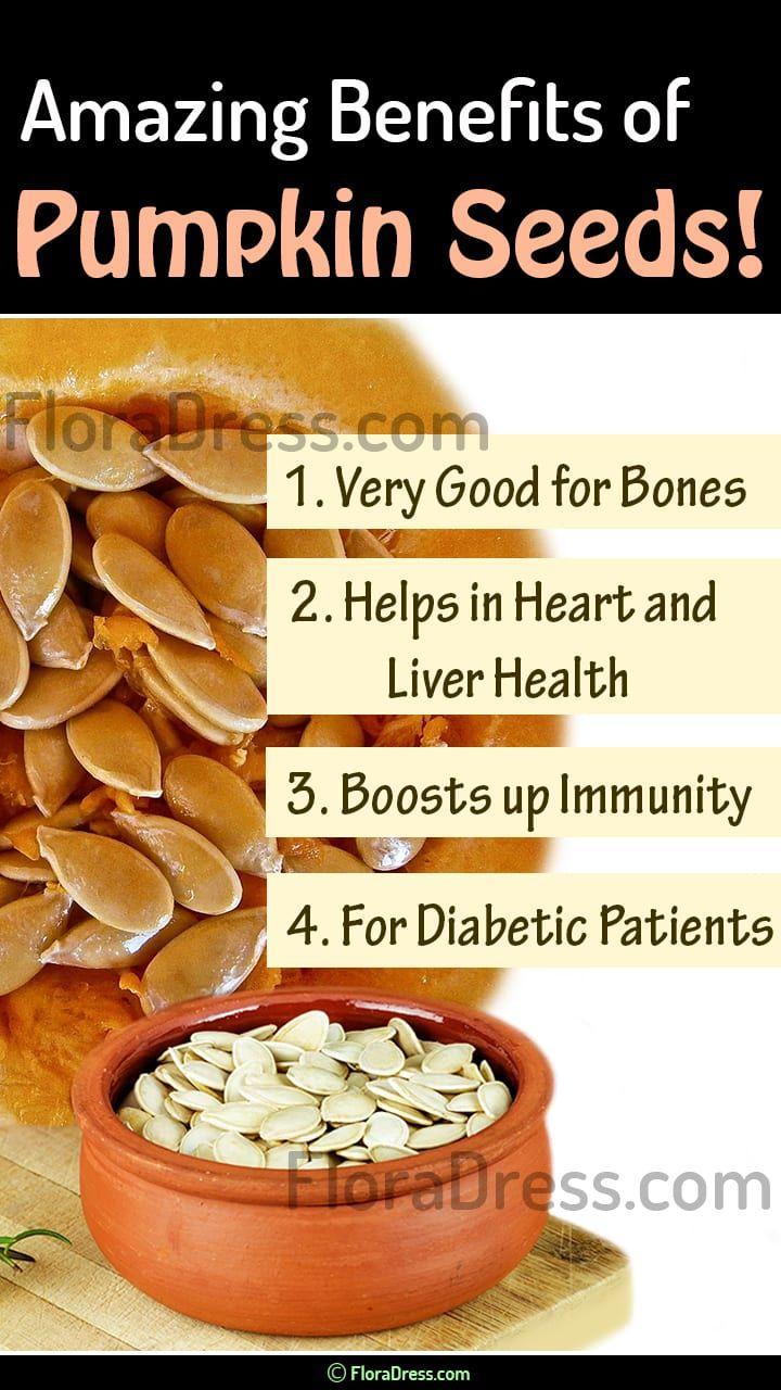 Pumpkin Seeds Benefit