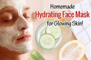 DIY Hydrating Face Mask