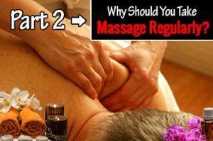 Amazing Benefits of massage
